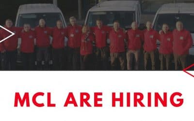 MCL Are Hiring