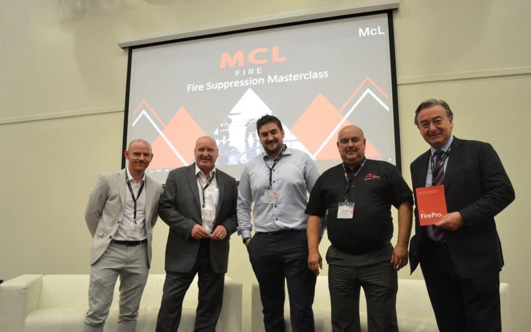 The McL Fire Suppression Masterclass