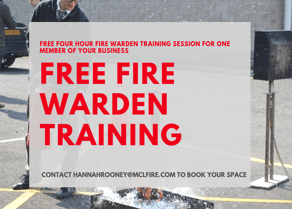 Free Fire Warden Training