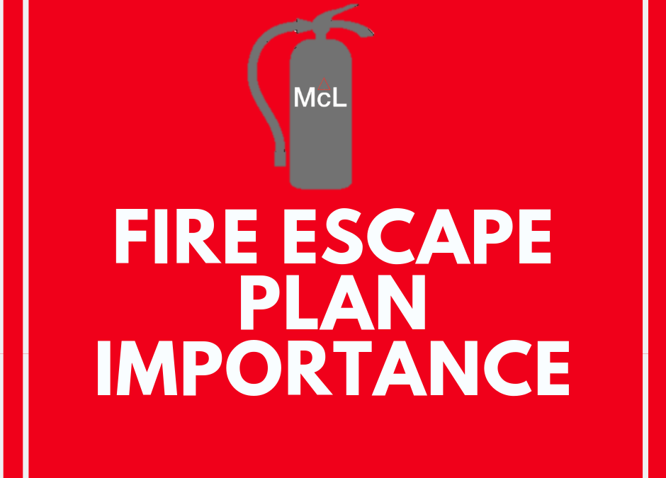 The Importance Of An Escape Plan In The Home
