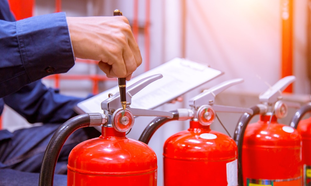 Specialist Training Is Vital For Fire Safety New Study Finds