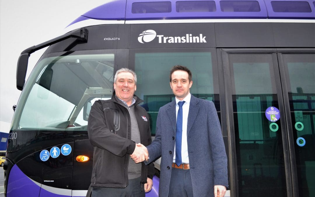 MCL Win Translink Contract
